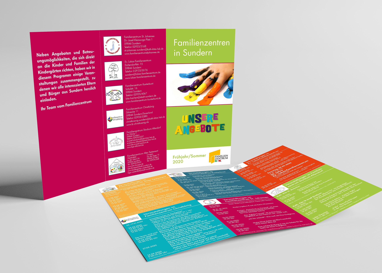 Printmedien, Werbetechnik, Werbung, Visitenkarten, Flyer