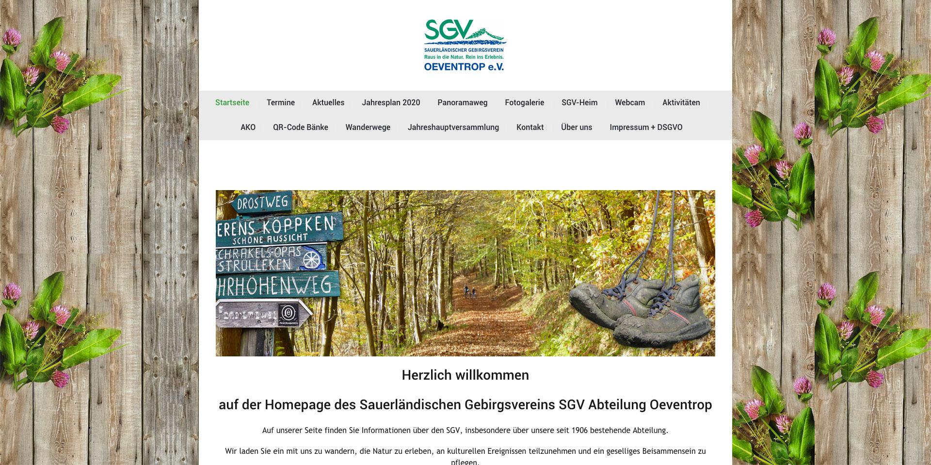 Internet-Auftritt und Online-Shop, Homepage, Webpräsenz