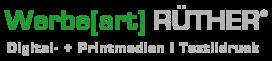 Werbeart Ruether GmbH Logo